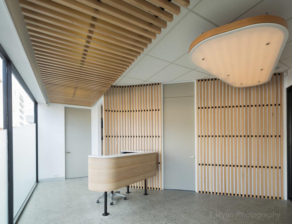Dental Pod - Hobart, Morrison & Bretytenbach Architects