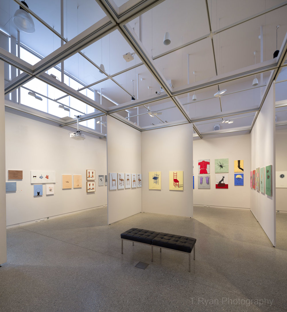 Moonah Arts Centre Exhibition Space - Morrison & Breytenbach Architects