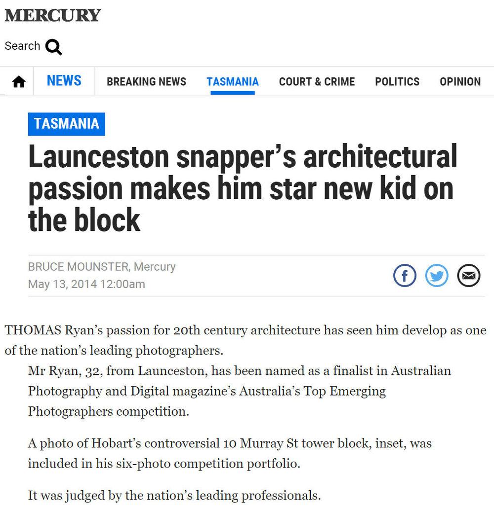 The Mercury Newspaper
