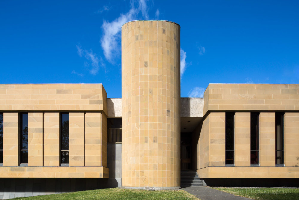 Tasmanian 20th Century Modernism - Government