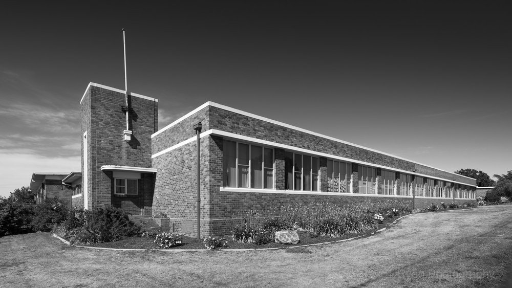 Tasmanian 20th Century Modernism - Education Architecture and Design