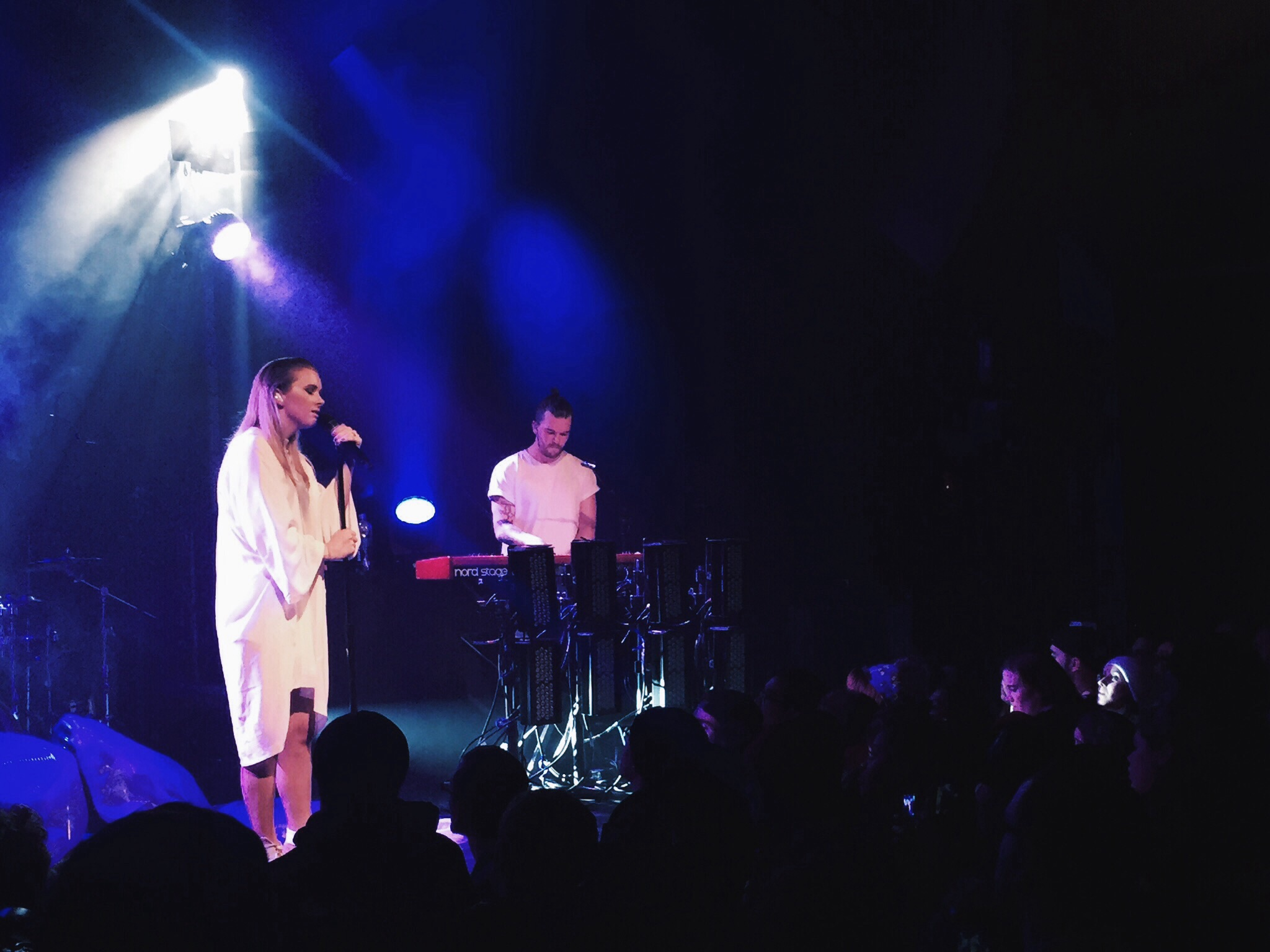 broods music hall of williamsburg