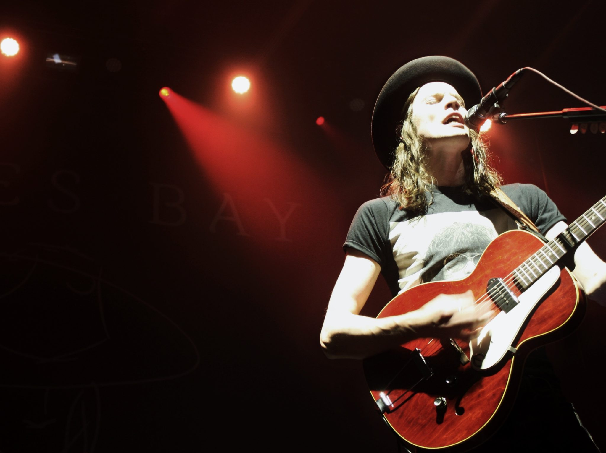 james bay, concert, music photography, new york concert, musician, emerging artist, chaos and the calm, british music, music, guitar, singer, songwriter, republic records, indie pop, indie folk, guitarist,