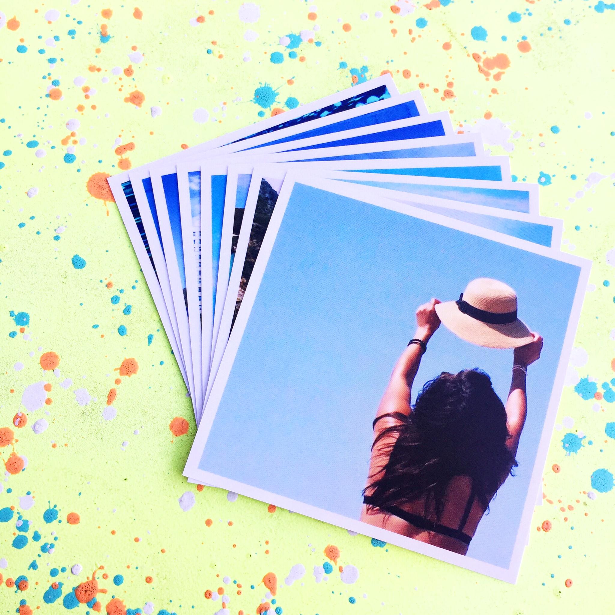 social print studio, instagram prints, instagrams,