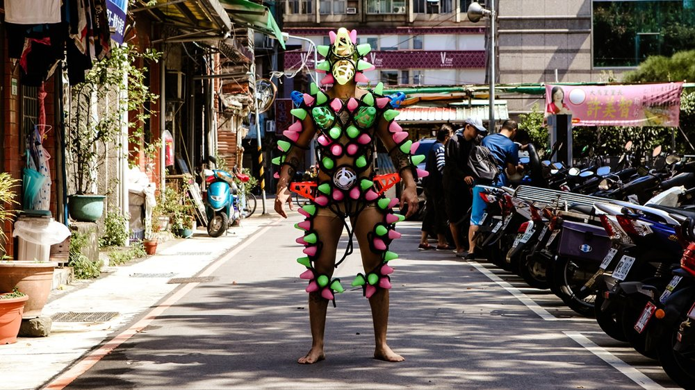 VICE: These Alien-like Creatures Are Prancing About Manila -