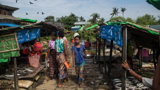 CNBC: Myanmar's Violence is Threatening Chinese Investments -
