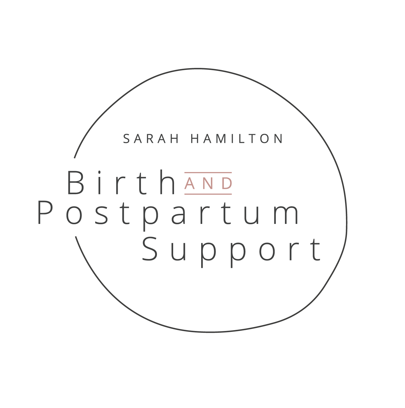 Sarah Hamilton Birth Postpartum Support