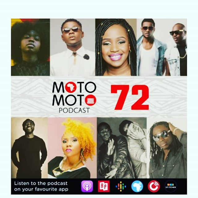 Excited to be featured on Africa's hottest music podcast the *Moto Moto* African Music Podcast. Thanks for the shout out too, MJ Wemoto!  Have a listen: https://smarturl.it/iqy2u7  #afrobeats #afropop #afrobashment