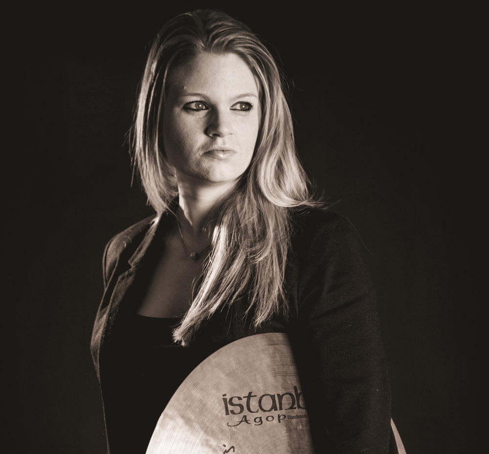 rebecca montgomery drums -