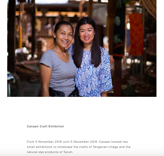 Interview at Katamama Hotel Website, 2016.   https://www.katamama.com/canaan-sustainable-design-boutique/