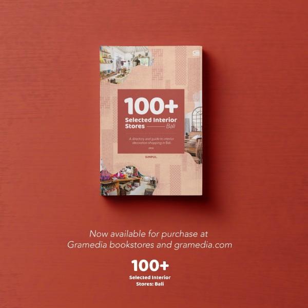 100+ Selected Interior Stores- Bali, 2018.   http://www.simpul-group.com