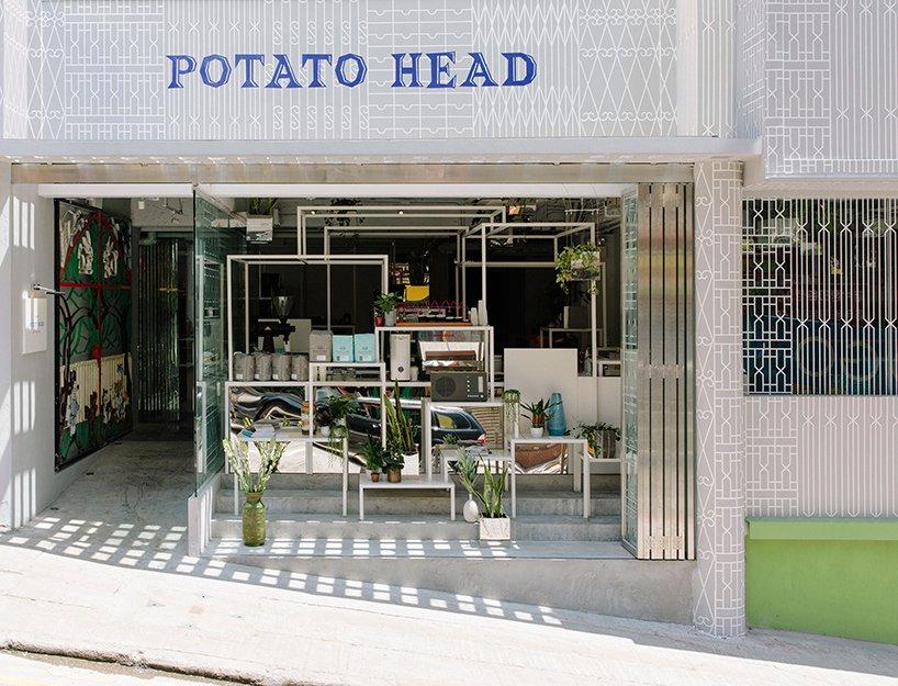 Photo courtesy of Potato Head Hong Kong