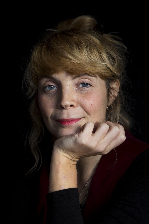 Elin Jäderström Foto: Sanna Sjöswärd
