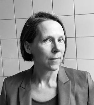 Karin Hansson Foto: Tove Karlsson