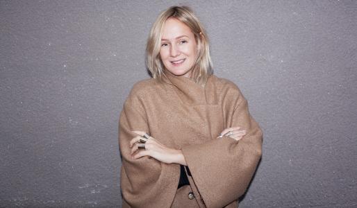Lina Thomsgård  Foto: Sofia Runarsdotter