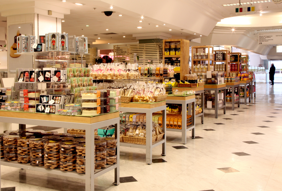 Selfridges Food Hall   o1creative have been involved in numerous departments within this famous London department store, with a relationship spanning over 12 years.