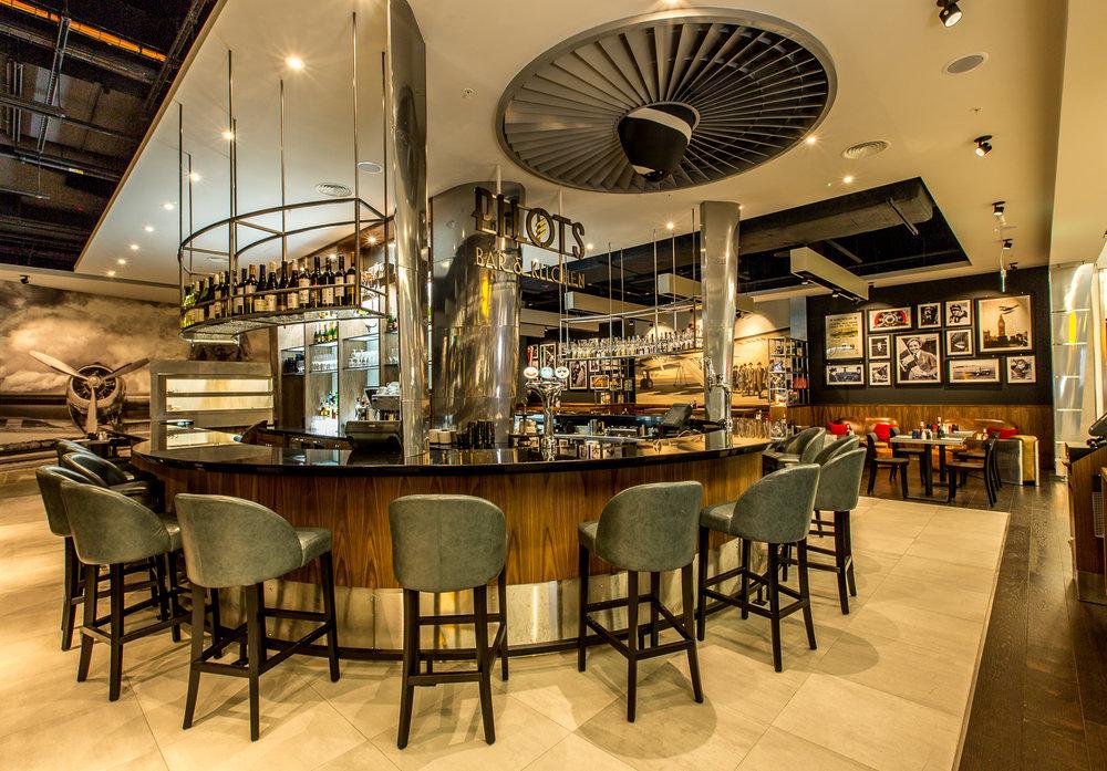 Pilots Bar & Kitchen