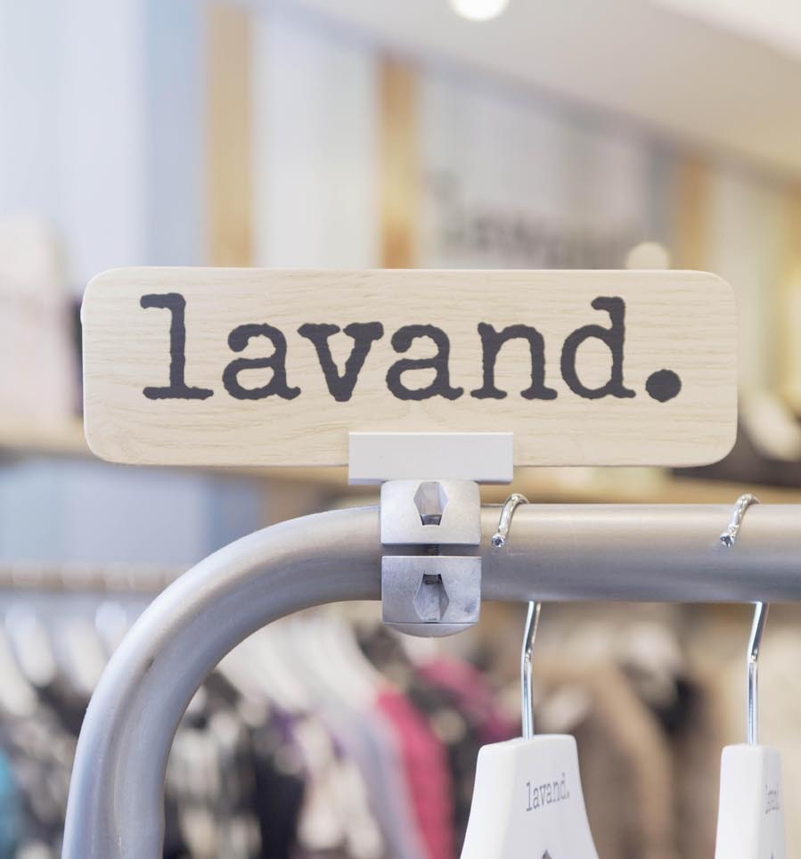 Lavand.   The Spanish based global fashion retailer, Lavand, chose o1creative to launch its first store in London's famous Carnaby Street.