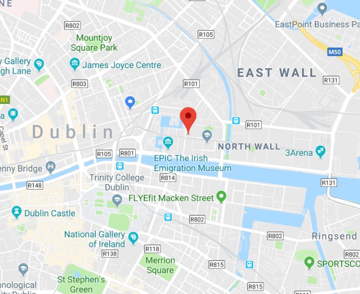 Dublin, IFSC