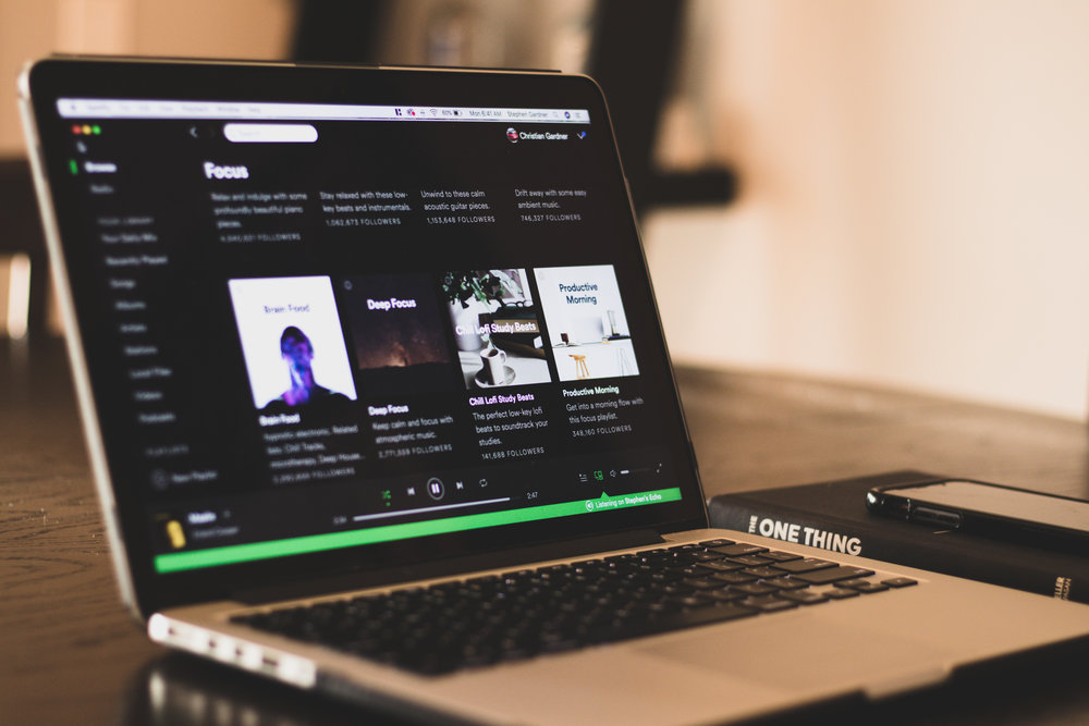 Playlist pitching - We build your brand across streaming platforms