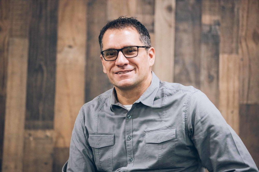 Rev. Patrick Weber - Lead Pastor
