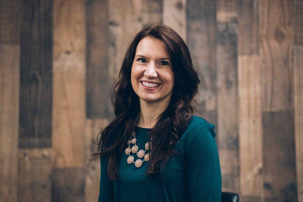 Rev.Gretchen Duff - Family Pastor