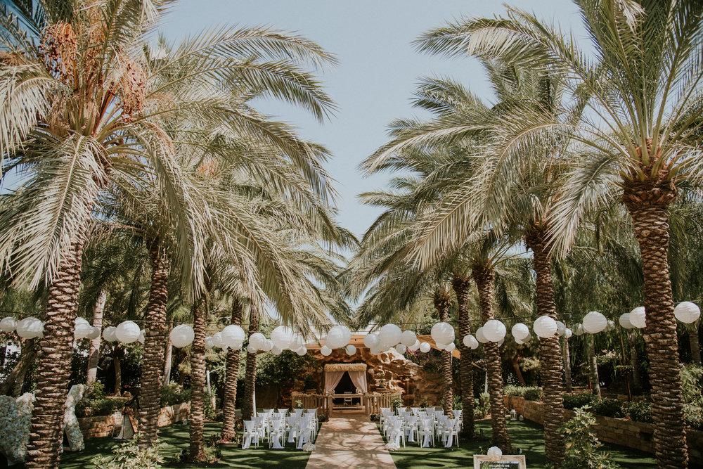 Olympian Gardens, Olympic Lagoon, Nissi Bay, Cyprus.