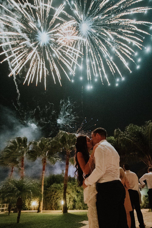 The firework display!
