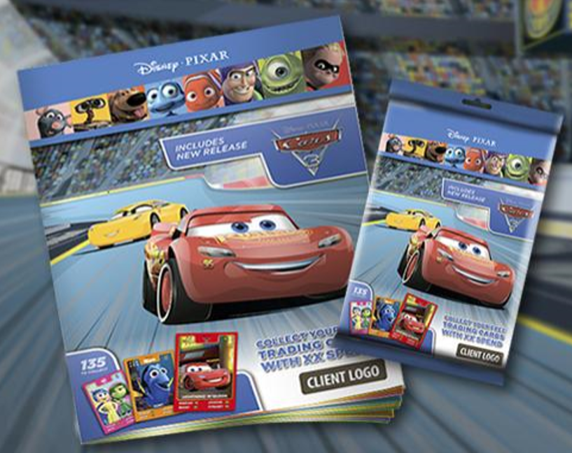 Sticker Books - Drive shopper and fan engagement