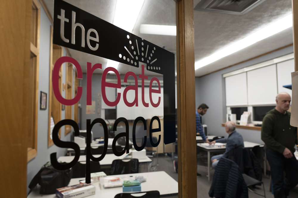 Services - CREATE SPACECreate Space Events