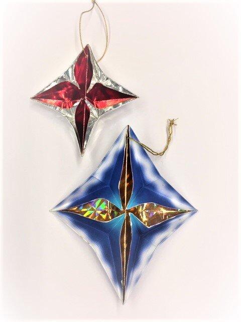 Geo Ball Origami Ornaments | Make: Three Styles of Geometric… | Flickr | 640x480