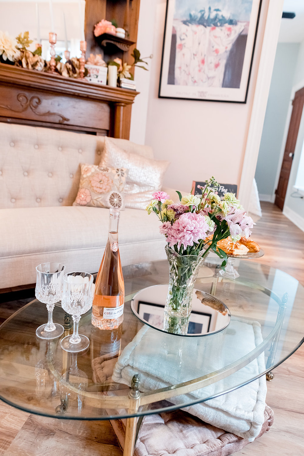 HOSPITALITY - We love North Carolina and have chosen spaces with it's history in mind. Whether you are staying at our Lake Cottage or Historic 1800's Home, you can't help but fall in love with the design and decor.