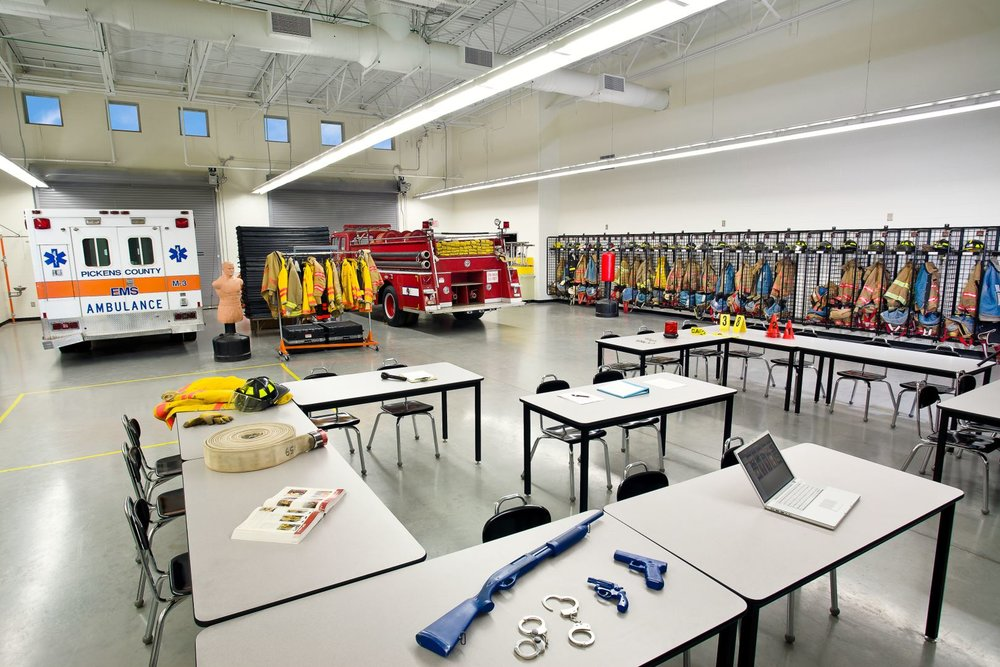 Pickens County Career & Technology Center