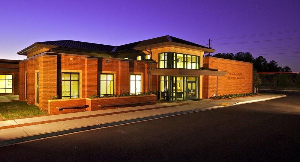 White Knoll High School Addition/Renovation