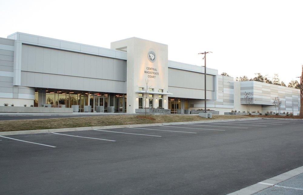 Richland County Sherriff's Department Annex