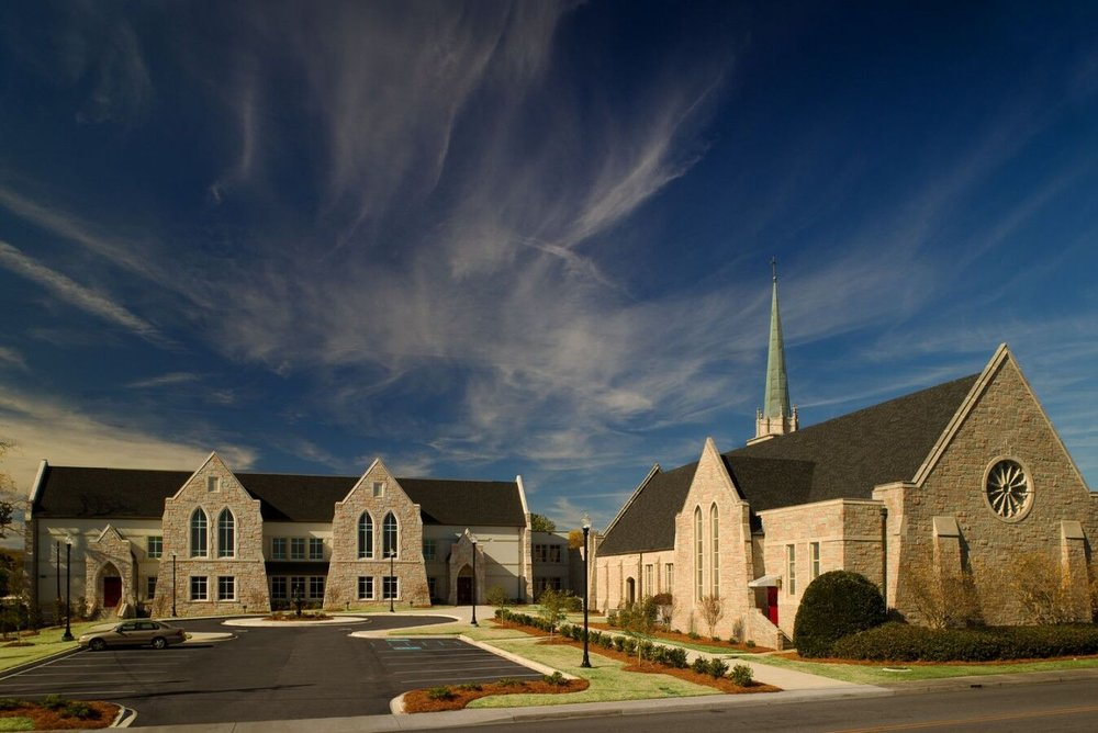 St. Stephen Lutheran Church Addition