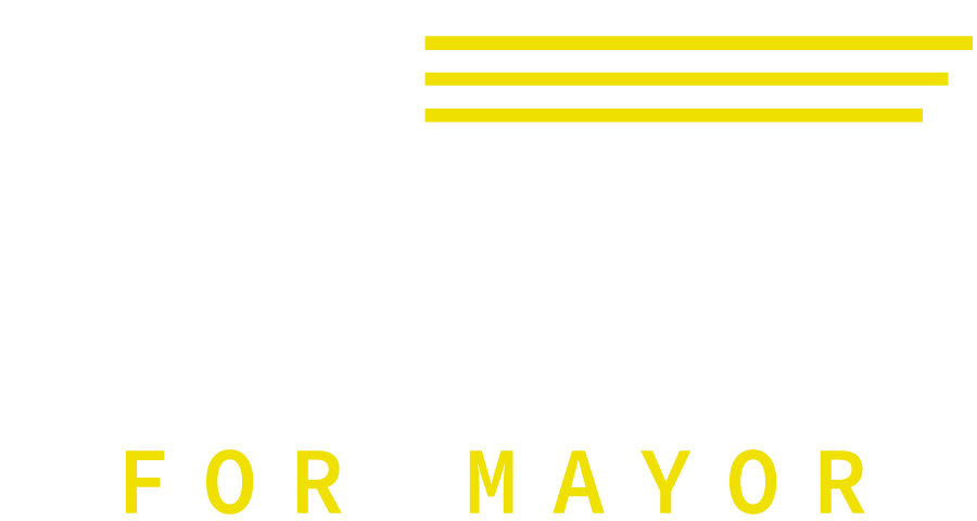 Fred Glynn for Carmel Mayor