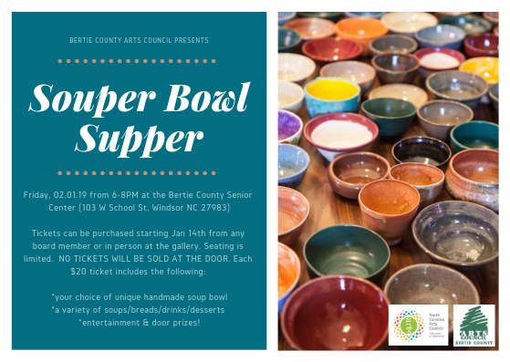 SOUPER BOWL SUPPER INVITE