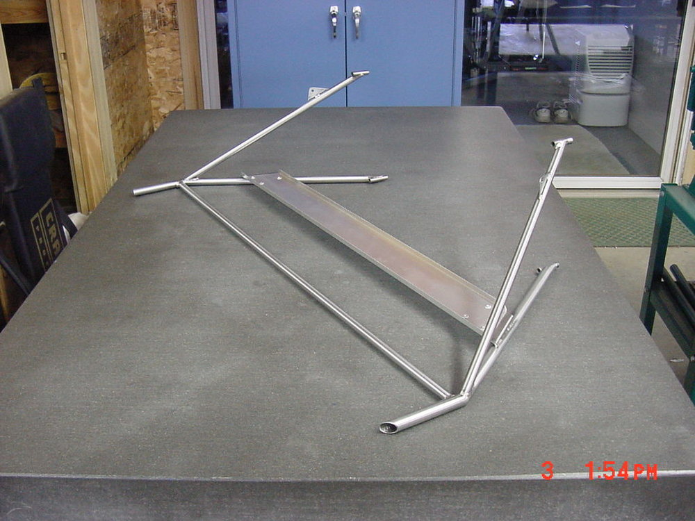 T-620 Nose Support Weldment