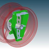 Custom Uprights CAD