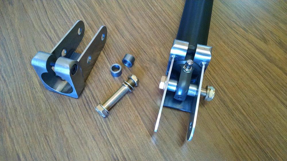 Custom Strut Adapter
