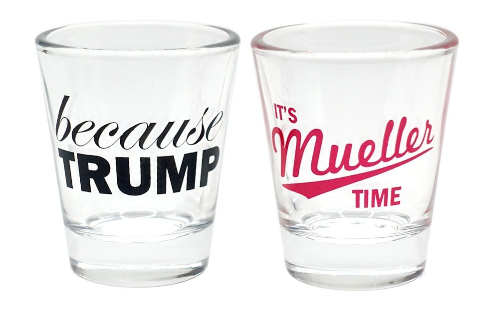 Copy of Set of 2 Shot Glasses - $17.95