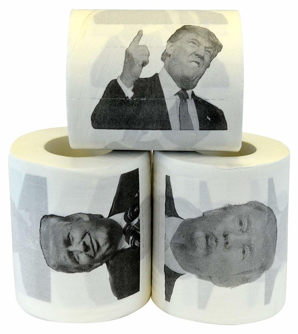 Copy of Trump Toilet Paper - $12.99
