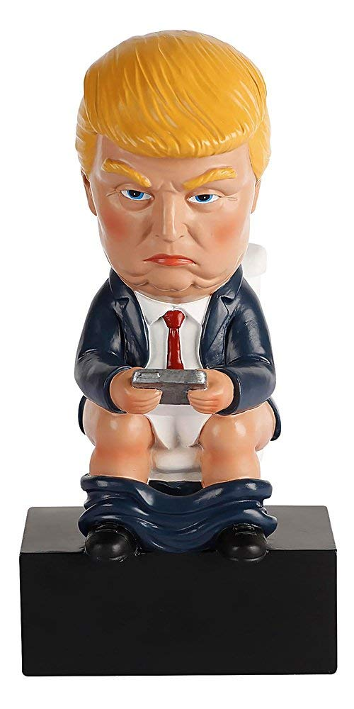 Toilet Trump Doll - $19.97