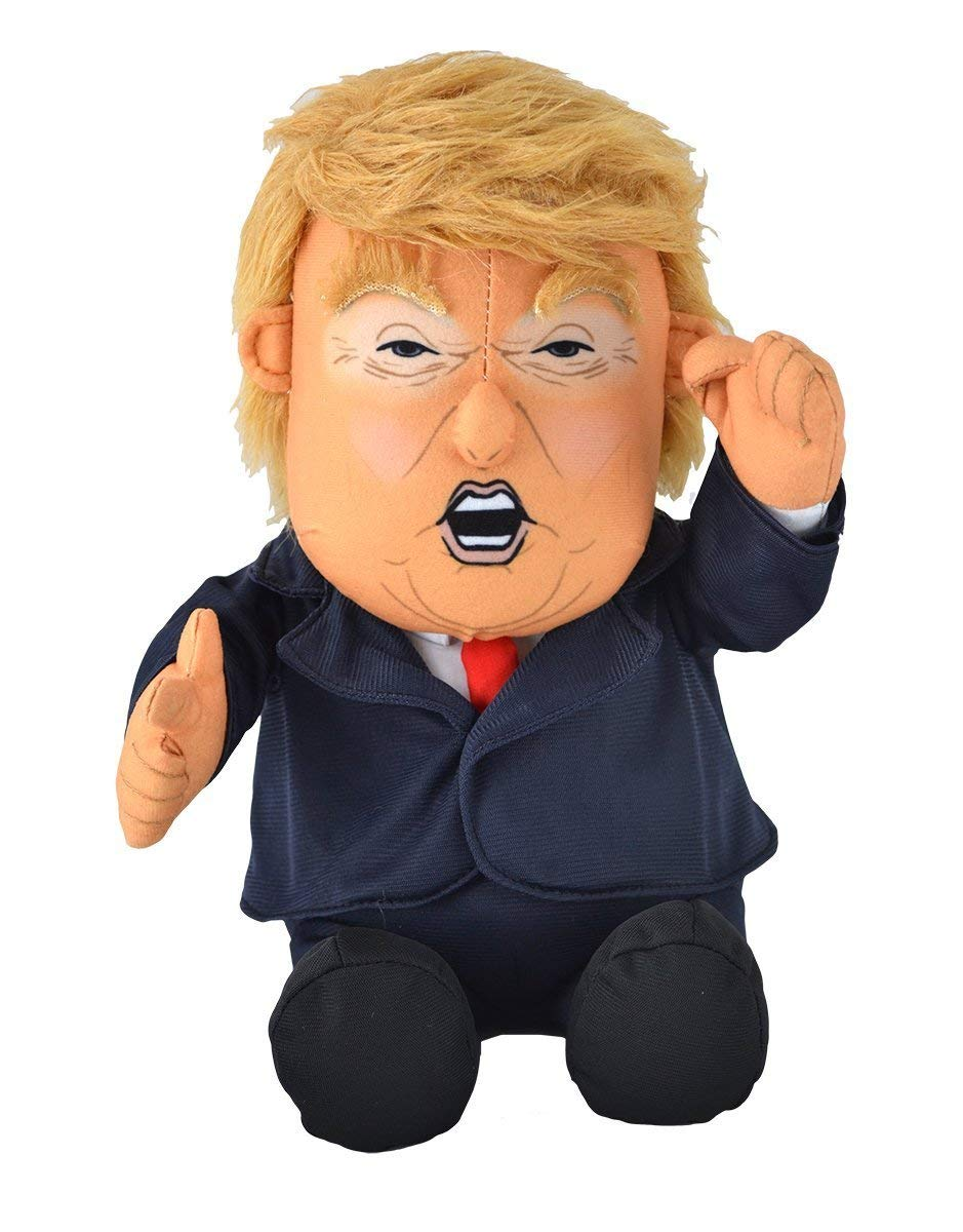 Copy of Pull My Finger Farting Trump - $24.99
