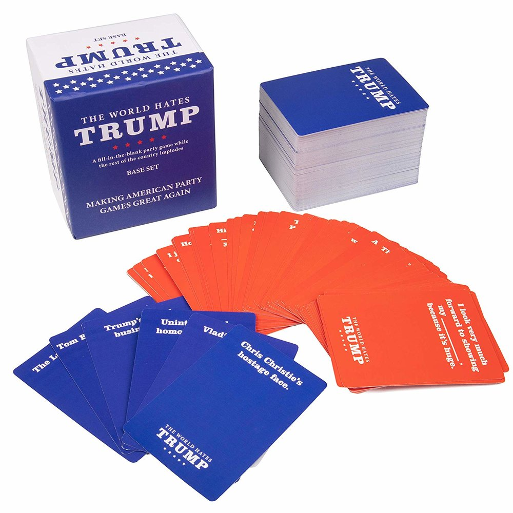 Copy of World Hates Trump Game - $19.95