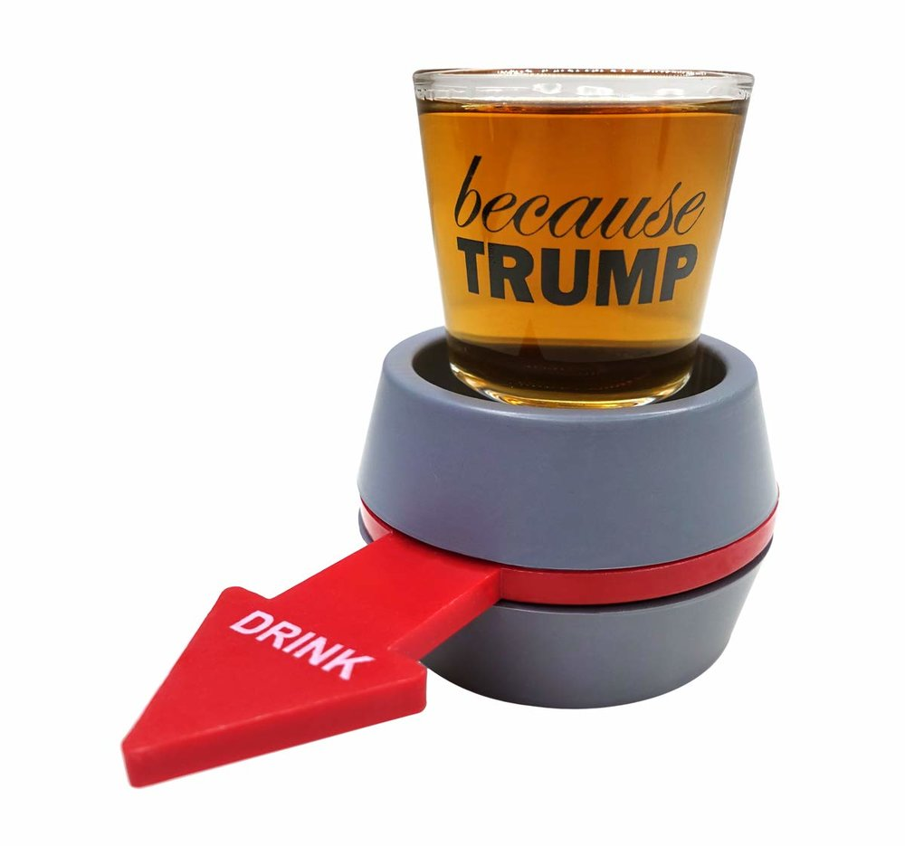 Anti-Trump Drinking Game - $19.95