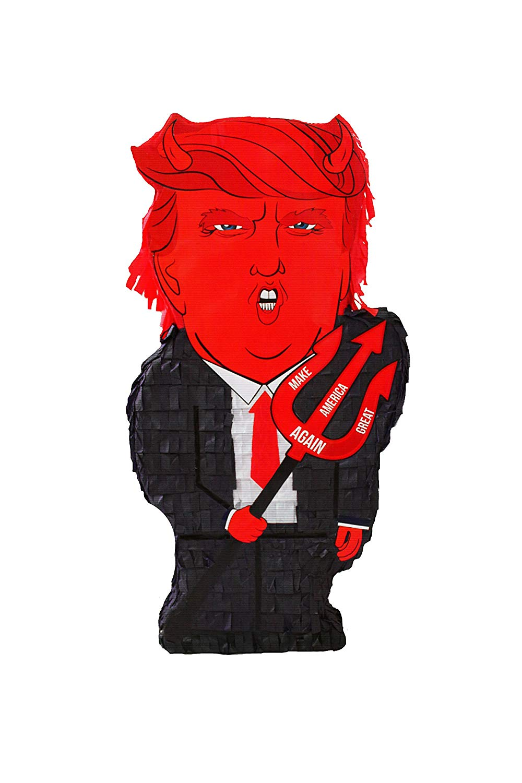 Copy of Copy of Evil Trump Pinata - $29.99