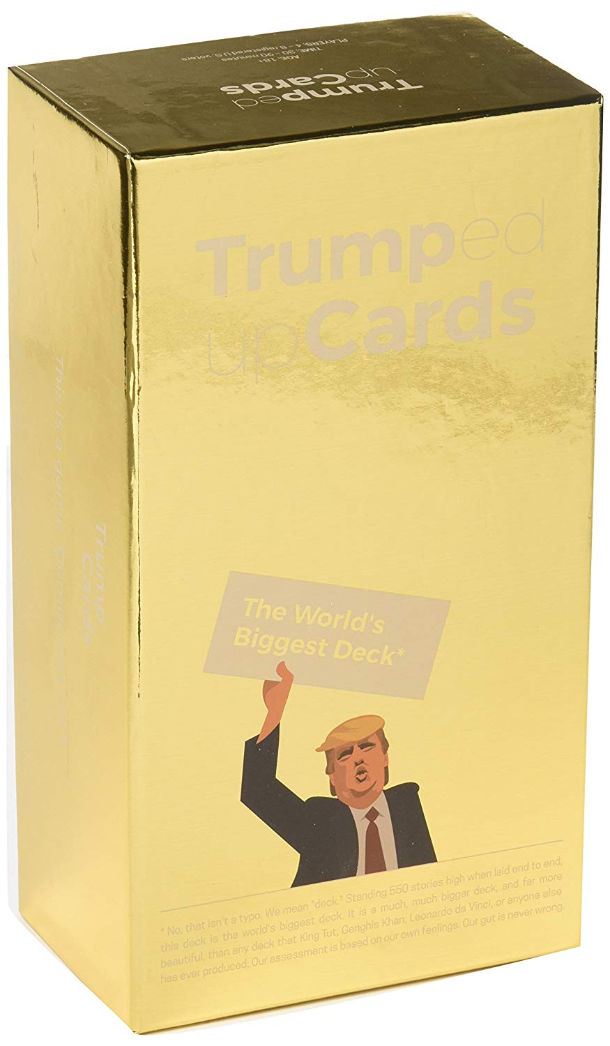 Copy of Copy of Trumped Up Cards - $12.99