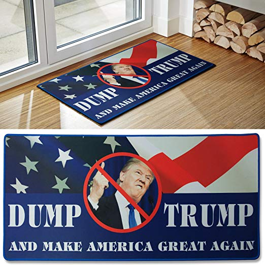 Copy of Dump Trump Doormat - $9.99